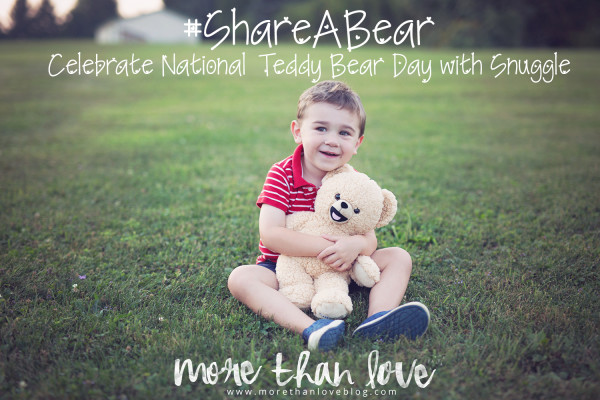 #ShareABear - The Magic of Giving and Friendship